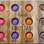 Fruktchoklad från Italien