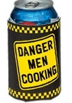 Burkkylare - Danger Men Cooking