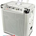 Trådlöst/Portalbelt högtalarsystem