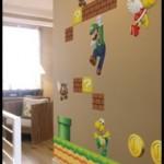 Super Mario Väggdekaler