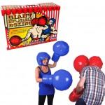 Uppblåsbart Boxningsset