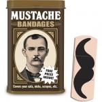 Mustasch Plåster