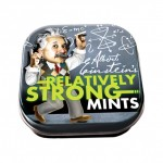 Albert Einsteins Relatively Strong Mints