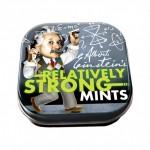 Albert Einsteins Relatively Strong Mints