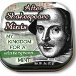 After Shakespeare Mints