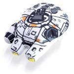 Star Wars Millennium Falcon Mjukisskepp
