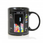 Tetris Mugg som reagerar på värme
