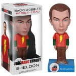 Big Bang Theory Sheldon Cooper Bobblehead