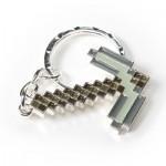 Minecraft Pickaxe Nyckelring