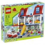 LEGO DUPLO Centralsjukhuset 5795