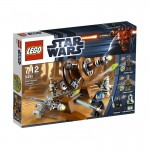 LEGO Star Wars Geonosian Cannon 9491
