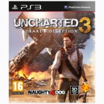Uncharted 3 - Drake's Deception PS3