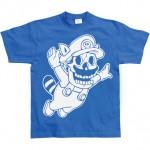 Super Mario Skull T-Shirt