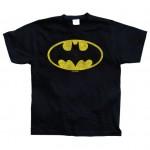 Batman Distressed T-Shirt