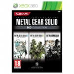 Metal Gear Solid HD Collection Xbox360