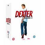 Dexter - Säsong 1-5 (UK import) DVD