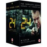 24 - Complete Season 1-8 + Redemption (UK import) DVD