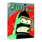 Futurama - Säsong 5 & 6 DVD