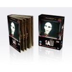 Saw - The Final Cut Edition 1-7 (UK import) DVD