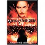 V För Vendetta (2005) DVD