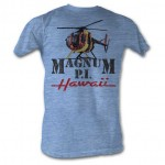 Magnum PI - Flying Solo T-Shirt