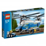 LEGO City Lasthelikopter 4439