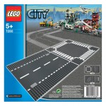 LEGO City Rak Väg & Korsning 7280