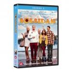 Solsidan - Säsong 2 (3 disc) DVD