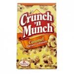 Crunch Munch Caramel - Popcorn med jordnötter och karamell