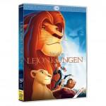 Disney klassiker: Lejonkungen DVD