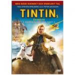Tintins äventyr: Enhörningens hemlighet DVD