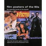 Film Posters Of The 90s - Pocketbok