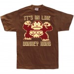 It´s on Like Donkey Kong T-shirt