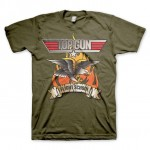 Top Gun Flying Eagle T-Shirt