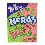 Willy Wonka Nerds Watermelon & Wild Cherry
