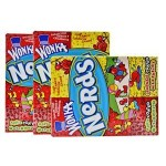Willy Wonka Nerds Apple Coated Watermelon & Lemonade Coated Wild Cherry
