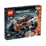 LEGO Technic Fyrhjulsdriven Terrängbil 9398