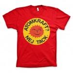Atomkraft - Nej Tack T-shirt