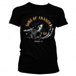 Sons Of Anarchy - Charming Girly T-Shirt