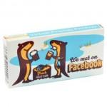We Met On Facebook - Tuggummi