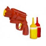 Senap- och ketchuppistolen
