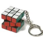 Rubiks Kub Nyckelring