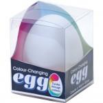 Färgskiftande Ägg
