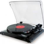 USB-skivspelare ION Profile LP Pro