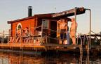 Bastuflotte - upp till 20 personer