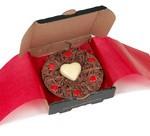 Romantisk Chokladpizza